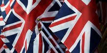Union Jack, drapeau, Grande-Bretagne