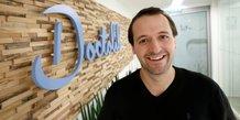 La start-up doctolib leve 150 millions d'euros pour doubler ses equipes
