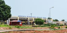 Aeroporto Internacional Osvaldo Vieira Bissau Guinée-Bissau