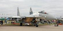 Sukhoi Su-35 avion combat armee