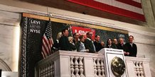 Levi's jeans Levi Strauss IPO Nyse