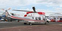 AgustaWestland hélico