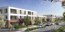 Vinci Immobilier lance la commercialisation de Nuances, village urbain au sud-ouest de Toulouse
