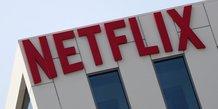 Netflix moins optimiste que le marche pour le deuxieme trimestre