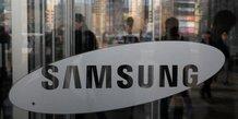 Samsung elec previent d'une baisse de ses benefices au 1er trimestre