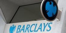 Barclays: chute de 10% des profits au 1er trimestre, la banque d'investissement pese