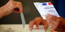 vote, élections, carte électorale