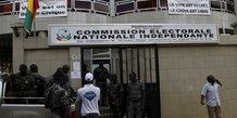 Législatives Guinée