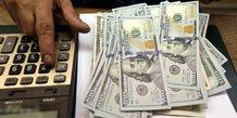 Usa: excedent budgetaire de 160 milliards de dollars en avril