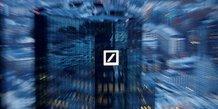 Deutsche bank aurait ignore des transactions suspectes de trump