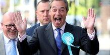 Nigel Farage, élections européennes,