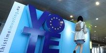 Elections européennes, vote,