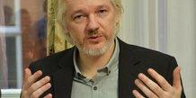 Assange inculpe d'espionnage par les etats-unis