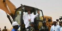 Issoufou Barrage Niger