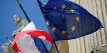 Des europeennes cruciales pour l'ue et pour les partis francais