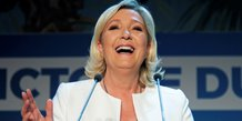 Marine Le Pen, RN, victoire, élections européennes