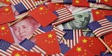 La chine creuse son excedent commercial avec les etats-unis
