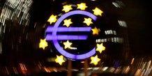 Bce: une baisse de taux possible si la croissance faiblit