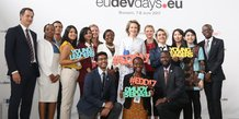 JED europe journees developpement