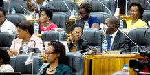 Parlement rwandais