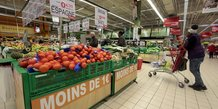 supermarché