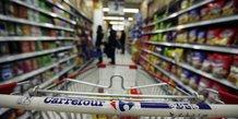 Carrefour cede le controle de sa filiale en chine