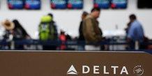 Le benefice de delta air decolle grace aux prix des billets