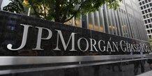 Jpmorgan chase profite d'un effet fiscal au deuxieme trimestre