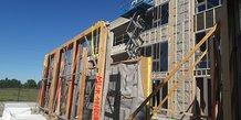 Lancement du chantier MIREIO sur l'immeuble Inspire, en juillet 2019