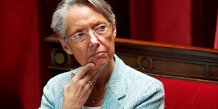 Elisabeth borne nommee ministre de la transition ecologique
