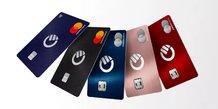 Curve Fintech carte bancaire
