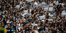 Week-end sous tension a hong kong ou les enseignants manifestent