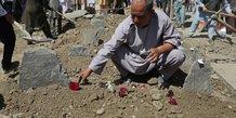 Attentat suicide en Afghanistan