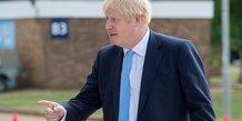 Johnson dira a macron et merkel que le brexit est ineluctable, selon le telegraph