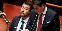 Italie: rendements en baisse apres l'annonce de la demission de conte