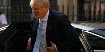 Boris johnson accepte une invitation a se rendre en allemagne