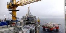 Petrole: equinor en avance sur la mise en service du champ sverdrup