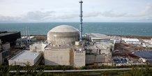 La centrale nucleaire de flamanville sous surveillance renforcee