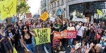 Extinction rebellion compte paralyser londres et d'autres villes le 7 octobre