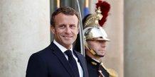French tech: macron va annoncer une mobilisation de plusieurs milliards