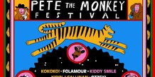 pete the monkey, festival