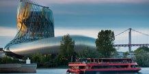 Bordeaux River Cruise Cité du vin
