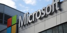 Microsoft a suivre a wall street