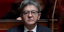 Melenchon sort du silence sur le revers de lfi aux europeennes