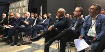 Les débats du 20 septembre 2019, lors des Assises des petites villes de France se sont tenus en présence de Gérard Larcher, président du Sénat.