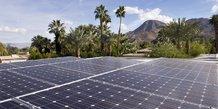 plaques solaires