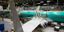 Boeing 737 max: un comite d'experts accable le regulateur americain