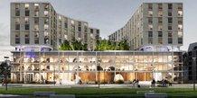 Les deux écoles implantées sur le futur campus bordelais seront l'ESMA et Cinécréatis