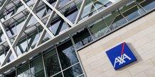 Axa songe a vendre ses activites en europe centrale