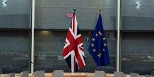L'accord sur le brexit quasi pret, attend le feu vert britannique, selon des sources